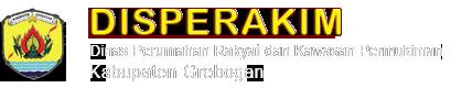 Dinas Perumahan Rakyat dan Kawasan Permukiman Kabupaten Grobogan